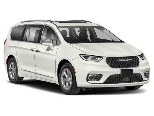 2021 Chrysler Pacifica Base Price Hybrid Pinnacle Pricing side front view