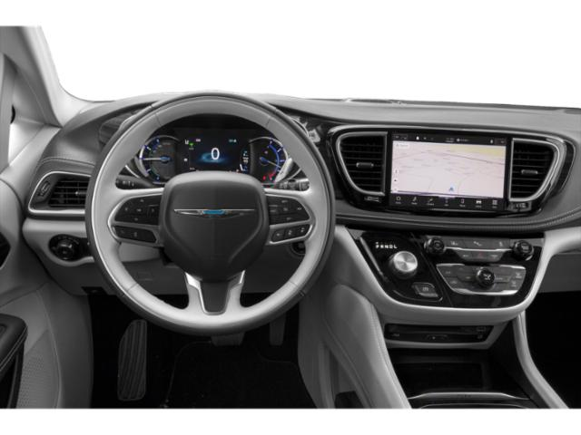 2021 Chrysler Pacifica Base Price Hybrid Pinnacle Pricing driver's dashboard
