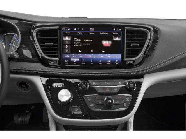 2021 Chrysler Pacifica Base Price Hybrid Pinnacle Pricing stereo system