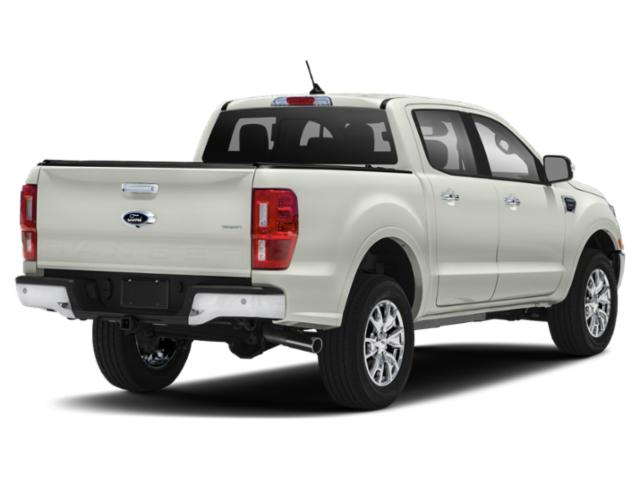 2021 Ford Ranger Base Price XL 2WD SuperCab 6' Box Pricing side rear view