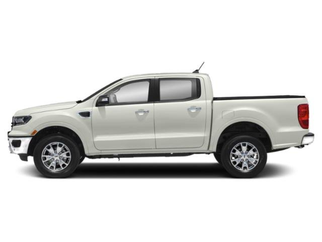 2021 Ford Ranger Base Price XL 2WD SuperCab 6' Box Pricing side view