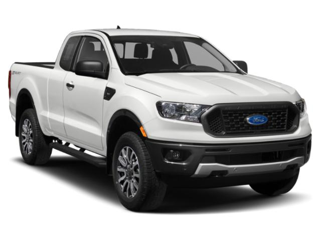 2021 Ford Ranger Base Price XL 2WD SuperCab 6' Box Pricing side front view