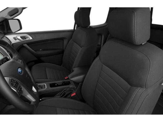 2021 Ford Ranger Base Price XL 2WD SuperCab 6' Box Pricing front seat interior