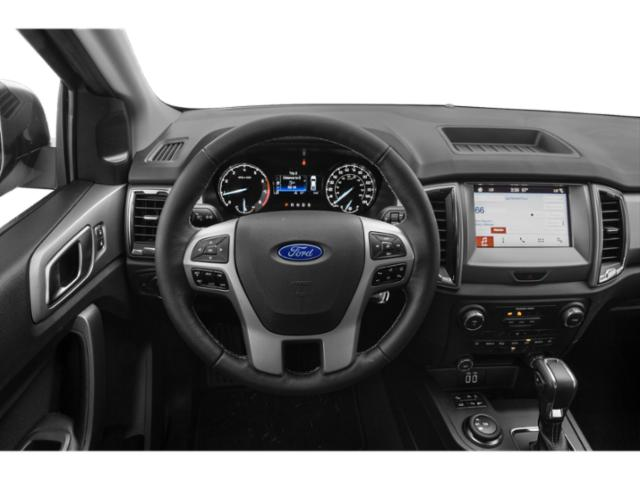 2021 Ford Ranger Base Price XL 2WD SuperCab 6' Box Pricing driver's dashboard