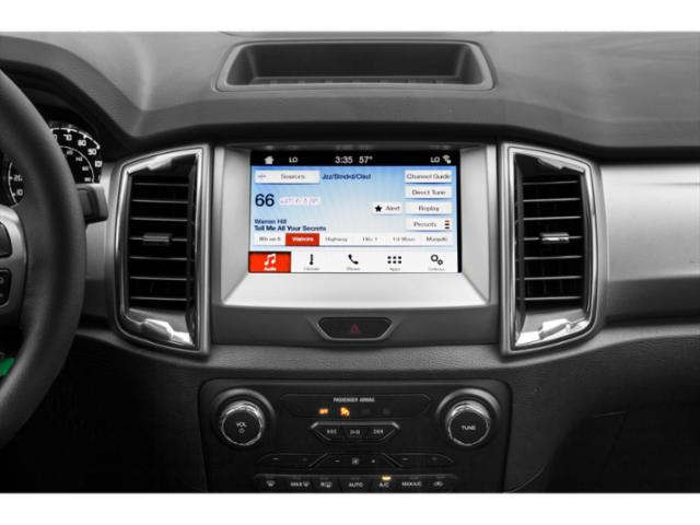 2021 Ford Ranger Base Price XL 2WD SuperCab 6' Box Pricing stereo system