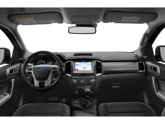 2021 Ford Ranger Base Price XL 2WD SuperCab 6' Box Pricing full dashboard