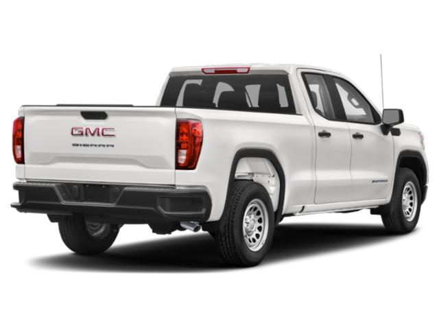 2021 GMC Sierra 1500 Base Price 2WD Crew Cab 147 Pricing side rear view