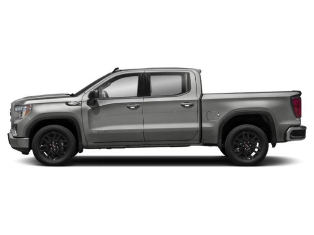 2021 GMC Sierra 1500 Base Price 2WD Crew Cab 147 Pricing side view