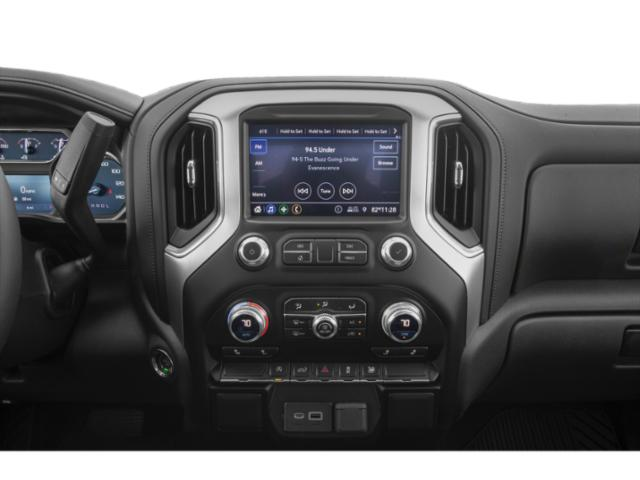 2021 GMC Sierra 1500 Base Price 2WD Crew Cab 147 Pricing stereo system