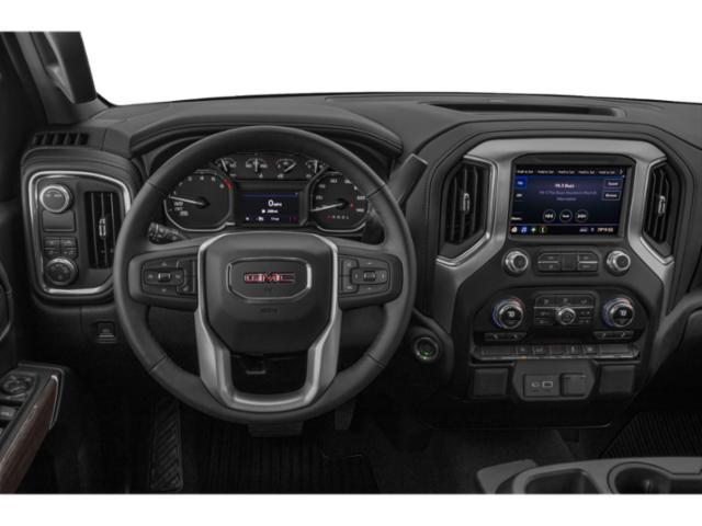 2021 GMC Sierra 1500 Base Price 2WD Crew Cab 147 Pricing driver's dashboard