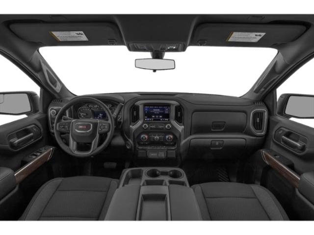 2021 GMC Sierra 1500 Base Price 2WD Crew Cab 147 Pricing full dashboard
