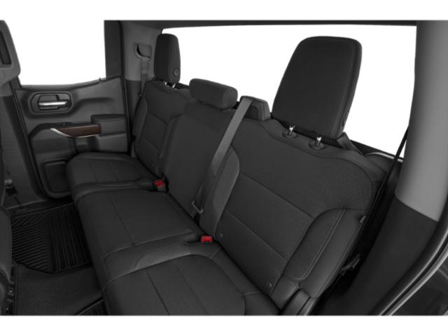 2021 GMC Sierra 1500 Base Price 2WD Crew Cab 147 Pricing backseat interior