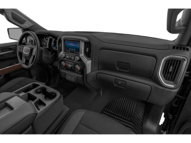2021 GMC Sierra 1500 Base Price 2WD Crew Cab 147 Pricing passenger's dashboard