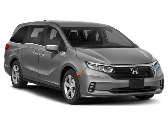 2021 Honda Odyssey Base Price Touring Auto Pricing side front view
