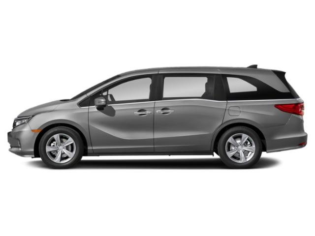 2021 Honda Odyssey Base Price Touring Auto Pricing side view