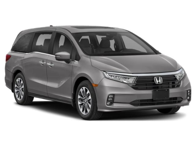 2021 Honda Odyssey Base Price Elite Auto Pricing side front view