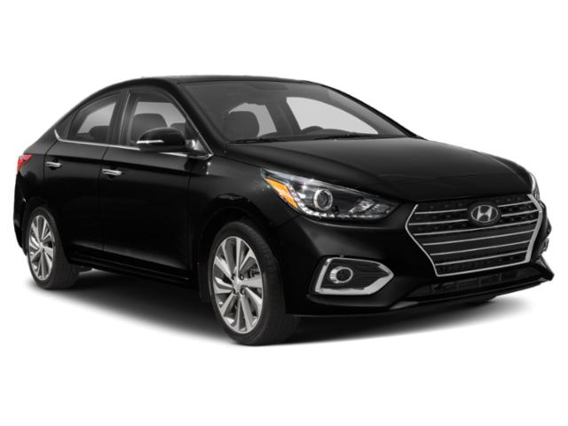 2021 Hyundai Accent Base Price SE Sedan IVT Pricing side front view