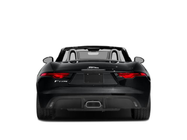 2021 Jaguar F-TYPE Base Price Coupe Auto P300 Pricing rear view