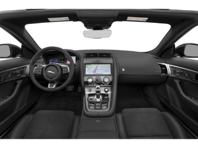 2021 Jaguar F-TYPE Base Price Coupe Auto P300 Pricing full dashboard