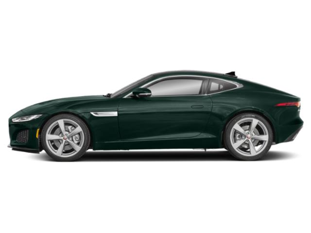 2021 Jaguar F-TYPE Base Price Coupe Auto P300 Pricing side view