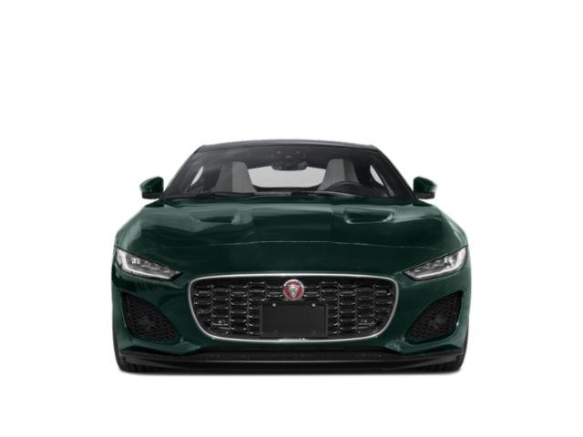 2021 Jaguar F-TYPE Base Price Coupe Auto P300 Pricing front view