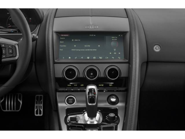 2021 Jaguar F-TYPE Base Price Coupe Auto P300 Pricing stereo system