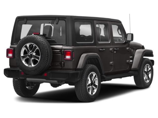 2021 Jeep Wrangler Base Price Unlimited Sport 4x4 Pricing side rear view