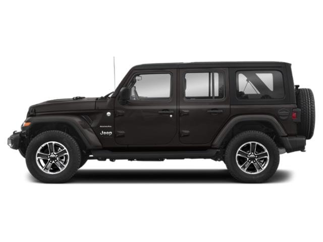 2021 Jeep Wrangler Base Price Unlimited Sport 4x4 Pricing side view