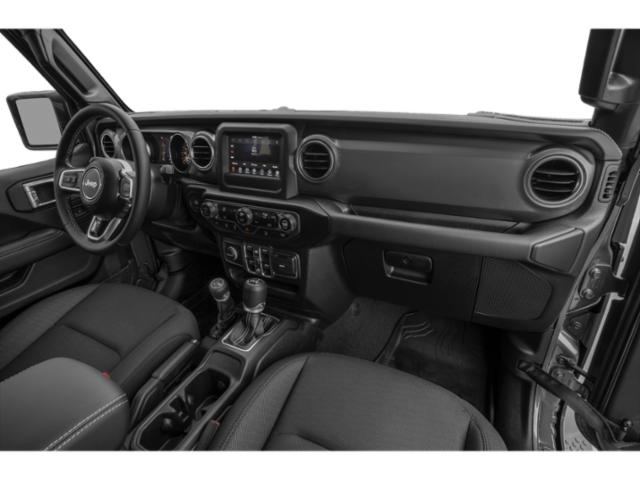 2021 Jeep Wrangler Base Price Unlimited Sport 4x4 Pricing passenger's dashboard