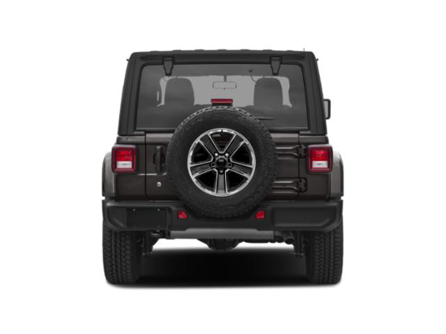 2021 Jeep Wrangler Base Price Unlimited Sport 4x4 Pricing rear view