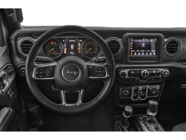2021 Jeep Wrangler Base Price Unlimited Sport 4x4 Pricing driver's dashboard