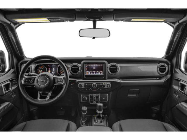 2021 Jeep Wrangler Base Price Unlimited Sport 4x4 Pricing full dashboard