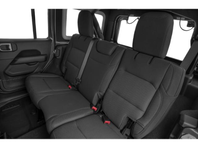 2021 Jeep Wrangler Base Price Unlimited Sport 4x4 Pricing backseat interior