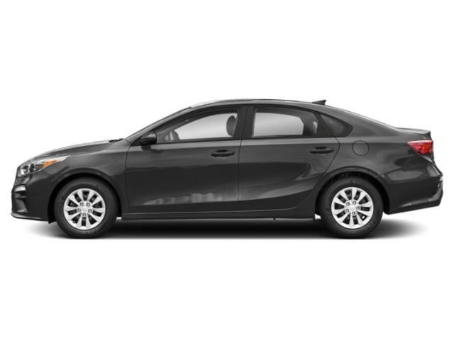 2021 Kia Forte Base Price FE IVT Pricing side view