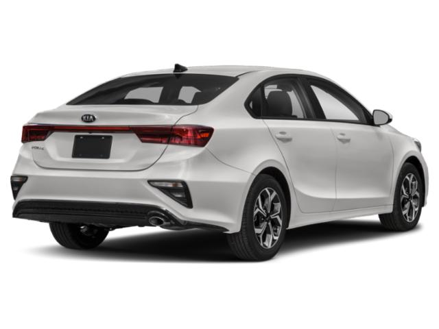 2021 Kia Forte Base Price FE IVT Pricing side rear view