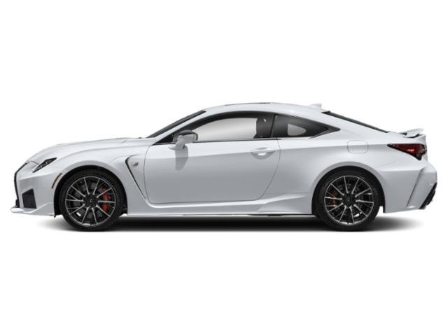 2021 Lexus RC F Base Price RC F RWD Pricing side view