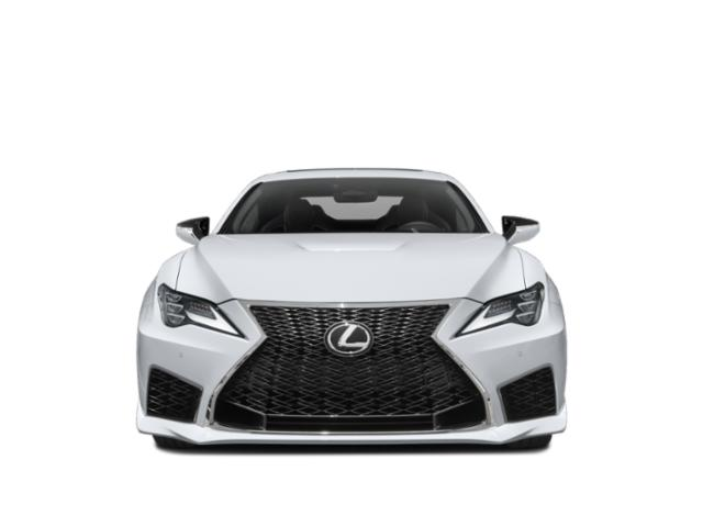 2021 Lexus RC F Base Price RC F RWD Pricing front view