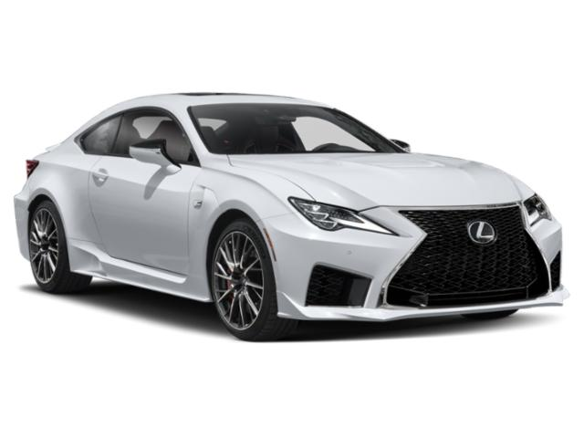 2021 Lexus RC F Base Price RC F RWD Pricing side front view