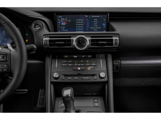 2021 Lexus RC Base Price RC 300 RWD Pricing stereo system