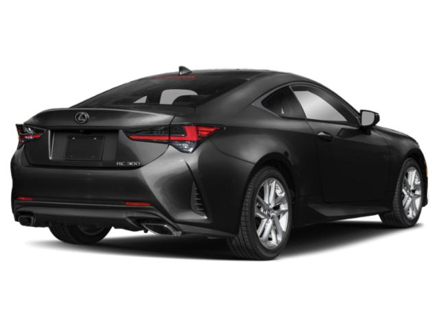 2021 Lexus RC Base Price RC 300 RWD Pricing side rear view