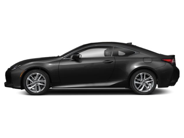 2021 Lexus RC Base Price RC 300 RWD Pricing side view