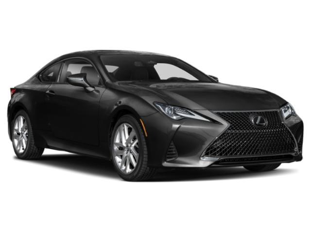 2021 Lexus RC Base Price RC 300 RWD Pricing side front view