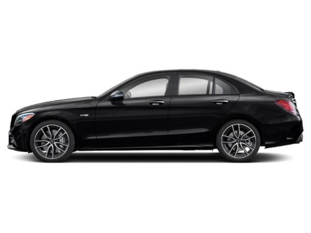 2021 Mercedes-Benz C-Class Base Price AMG C 43 4MATIC Sedan Pricing side view