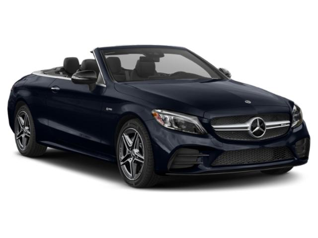 2021 Mercedes-Benz C-Class Base Price AMG C 43 4MATIC Sedan Pricing side front view