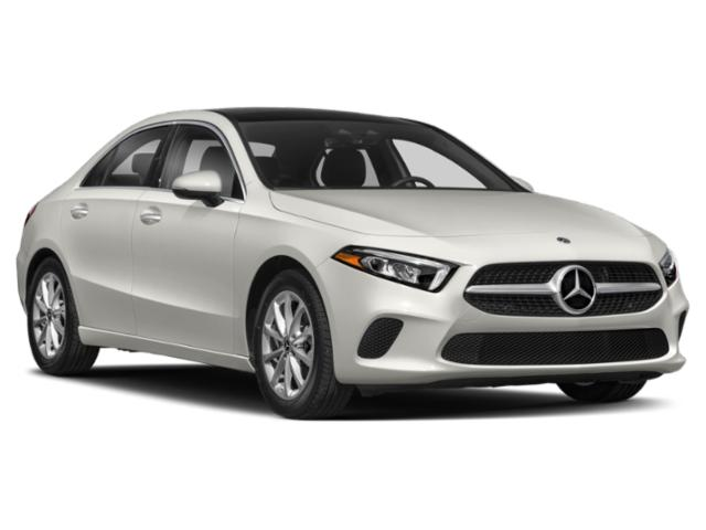 2021 Mercedes-Benz A-Class Base Price A 220 4MATIC Sedan Pricing side front view