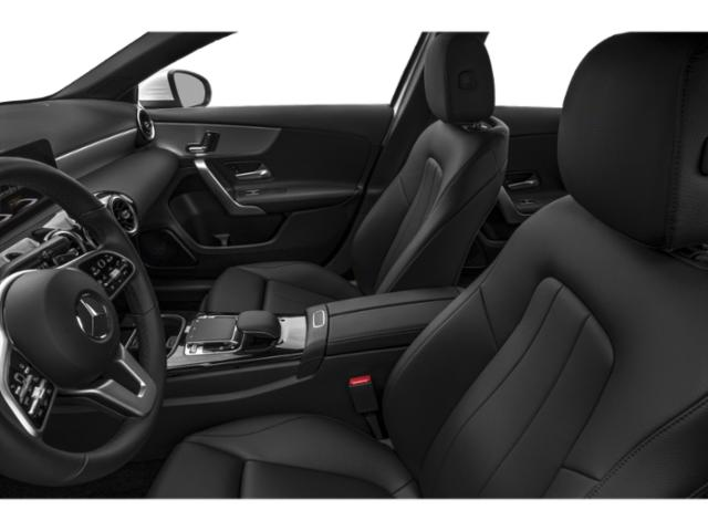 2021 Mercedes-Benz A-Class Base Price A 220 4MATIC Sedan Pricing front seat interior