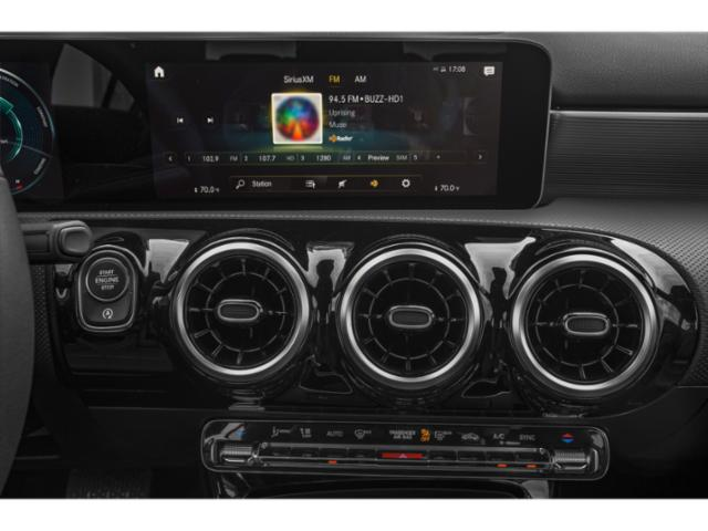 2021 Mercedes-Benz A-Class Base Price A 220 4MATIC Sedan Pricing stereo system