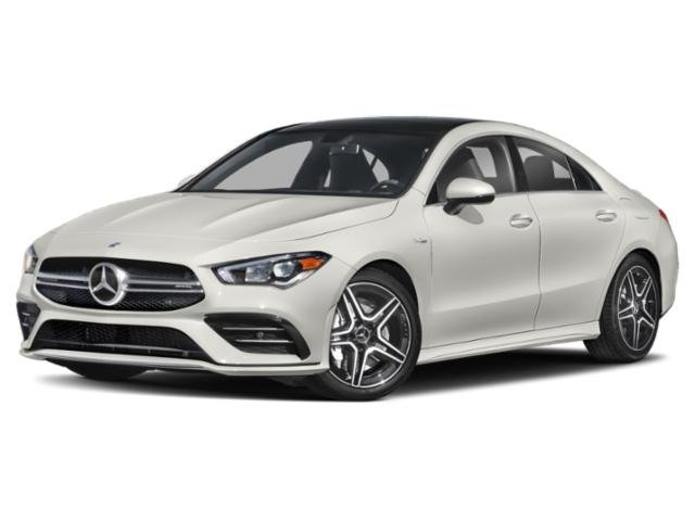 2021 Mercedes-Benz CLA Base Price AMG CLA 35 4MATIC Coupe Pricing
