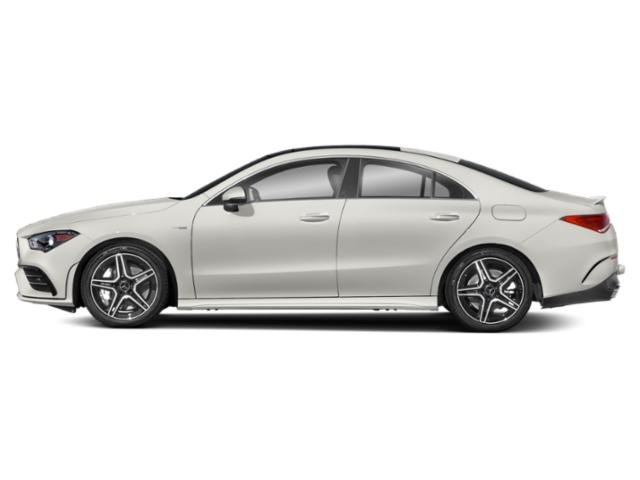 2021 Mercedes-Benz CLA Base Price AMG CLA 35 4MATIC Coupe Pricing side view