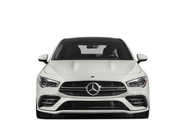 2021 Mercedes-Benz CLA Base Price AMG CLA 35 4MATIC Coupe Pricing front view